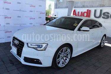 Foto venta Auto usado Audi A5 Sportback 2.0T Luxury Multitronic (2016) color Blanco precio $490,000