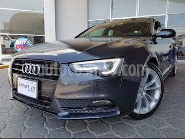 Audi A5 Sportback 2.0T Luxury S-Tronic Quattro usado (2014) color Gris precio $349,000