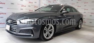 Audi A5 Sportback 2.0T S-Line (252Hp) usado (2018) color Gris precio $650,000