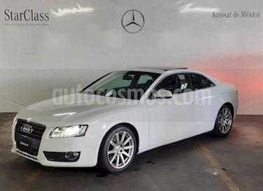 Audi A5 Sportback 2.0T S-Line Quattro (225Hp) usado (2011) color Blanco precio $249,000