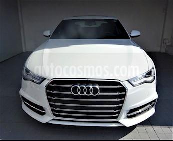 Foto venta Auto usado Audi A6 1.8 TFSI Sline (190hp) (2017) color Blanco precio $579,000