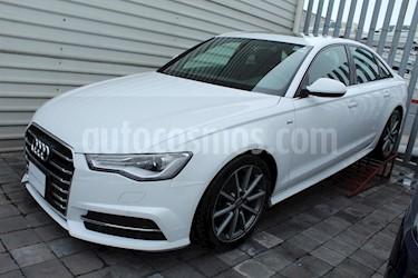 Foto venta Auto usado Audi A6 1.8 TFSI Sline (190hp) (2018) color Blanco precio $690,000