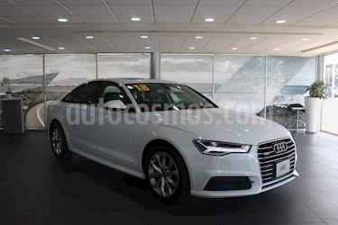 Foto venta Auto usado Audi A6 2.0 TFSI Elite (252hp) (2018) color Blanco Ibis precio $759,900