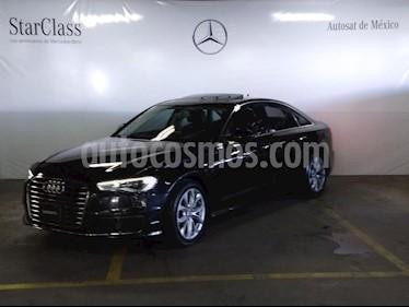 Foto venta Auto Seminuevo Audi A6 2.0 TFSI Elite (252hp) (2016) color Negro precio $499,000
