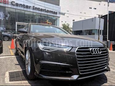 Foto venta Auto usado Audi A6 2.0 TFSI Elite Quattro (252hp) (2017) color Gris precio $730,000