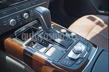 Foto venta Auto usado Audi A6 2.0 TFSI Elite Quattro (252hp) (2016) color Blanco Ibis precio $460,000