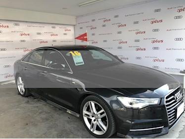 Foto venta Auto usado Audi A6 2.0 TFSI S Line (252hp) (2018) color Negro precio $510,000