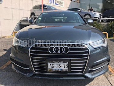 Foto venta Auto Seminuevo Audi A6 2.0 TFSI S Line (252hp) (2016) color Azul precio $549,000