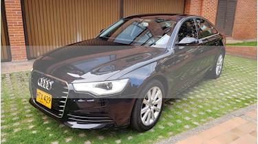 foto Audi A6 2.0L TFSI Multitronic usado (2014) color Negro Phantom precio $85.000.000