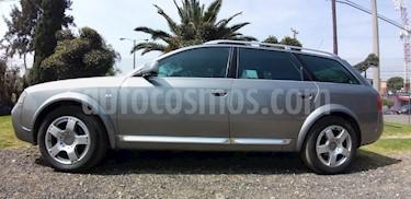 Audi A6 2.7 V6 Biturbo Tiptronic Quattro (230 hp) usado (2001) color Gris Plata  precio $138,000