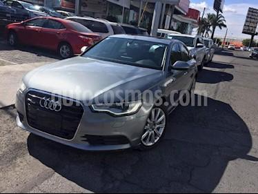 Foto venta Auto usado Audi A6 2.8 FSI Elite (2013) color Plata precio $305,000