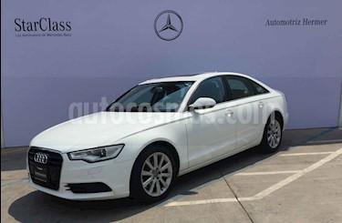 Foto venta Auto usado Audi A6 2.8 FSI Elite (2012) color Blanco precio $359,900