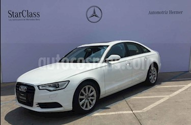 Audi A6 2.8 FSI Elite usado (2012) color Blanco precio $289,900