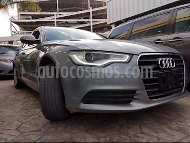 Foto venta Auto usado Audi A6 2.8 FSI Elite (2013) color Plata precio $297,000