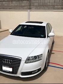 Audi A6 2.8 FSI Luxury usado (2010) color Blanco precio $210,000