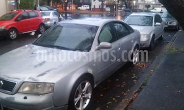 Audi A6 2.8 V6 Tiptronic Quattro usado (1998) color Plata precio $43,000