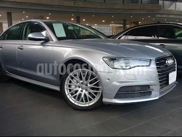 Foto venta Auto usado Audi A6 3.0 Elite Multitronic (2017) color Plata precio $845,000