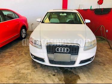 Foto venta Auto usado Audi A6 3.0 Elite Multitronic (2005) color Blanco precio $125,000