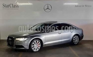 Foto venta Auto usado Audi A6 3.0 Elite Tiptronic Quattro (2012) color Plata precio $249,000