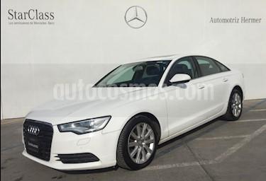 Foto venta Auto usado Audi A6 3.0 T Elite Quattro (2012) color Blanco precio $279,900