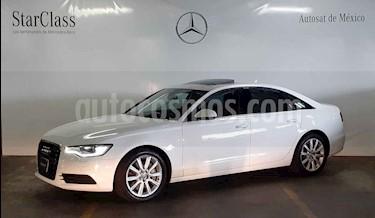 Foto venta Auto usado Audi A6 3.0 T Elite Quattro (2012) color Blanco precio $449,000