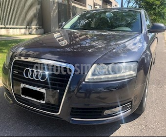 Foto venta Auto usado Audi A6 3.0 T FSI Tiptronic Quattro (2018) color Negro precio $557.900