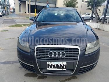 Foto venta Auto usado Audi A6 3.0 TDI S-tronic Quattro (2008) color Gris Oscuro precio $595.000