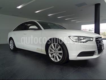 Foto venta Auto Seminuevo Audi A6 3.0 TFSI Elite (333hp) (2012) color Blanco Glaciar