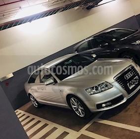 Foto Audi A6 3.0 Tiptronic Quattro usado (2011) color Plata precio $8.990.000