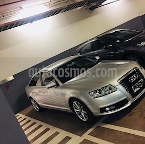 Audi A6 3.0 Tiptronic Quattro usado (2011) color Plata precio $8.990.000