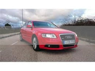 Audi A6 4p Elite 3.2L 255 CP Multitronic usado (2009) color Rojo precio $870,000