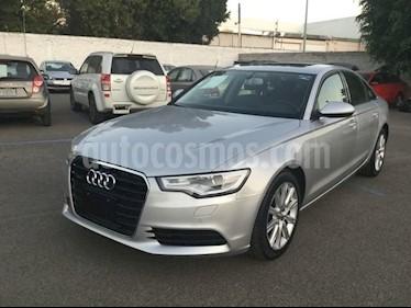 Foto venta Auto usado Audi A6 A6 3.0 TFSI ELITE S TRONIC QUATTRO 4P (2013) color Plata precio $375,000