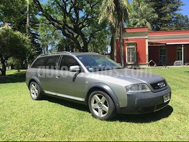 Foto venta Auto usado Audi A6 Allroad 2.5 TDi Quattro Tiptronic (2005) color Platino precio $345.000