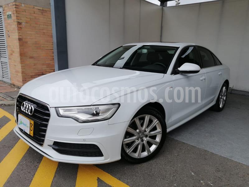 Audi A6 2.0L TFSI Ambition usado (2014) color Blanco precio $67.990.000