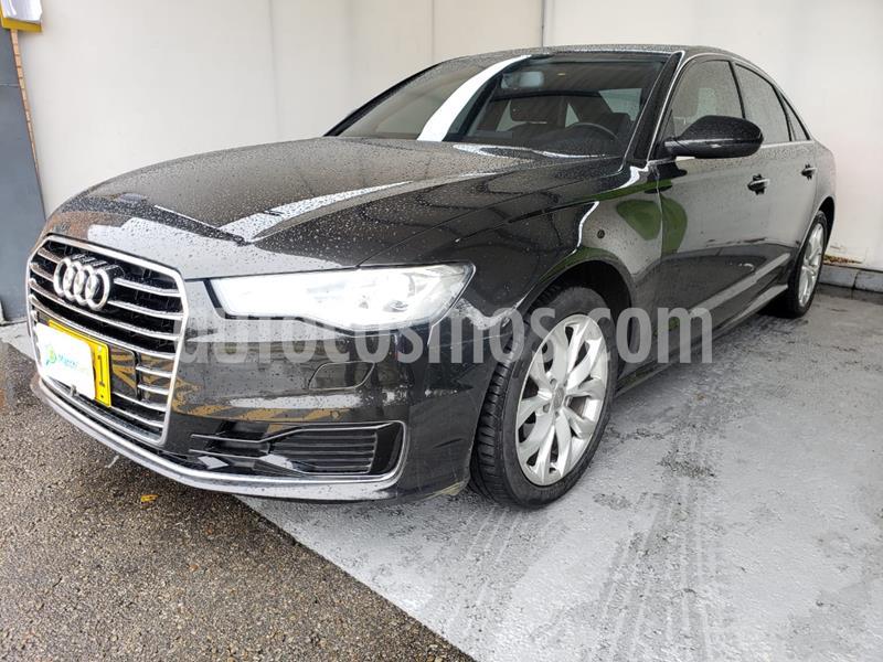 Audi A6 1.8L S-Tronic Ambition  usado (2017) color Negro precio $88.990.000