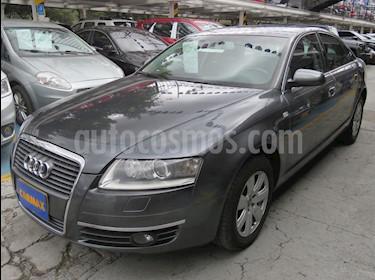 foto Audi A6 2.8L FSI Multitronic usado (2008) color Gris precio $49.900.000