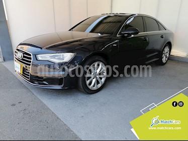 Audi A6 1.8L S-Tronic Ambition  usado (2016) color Azul precio $80.790.000