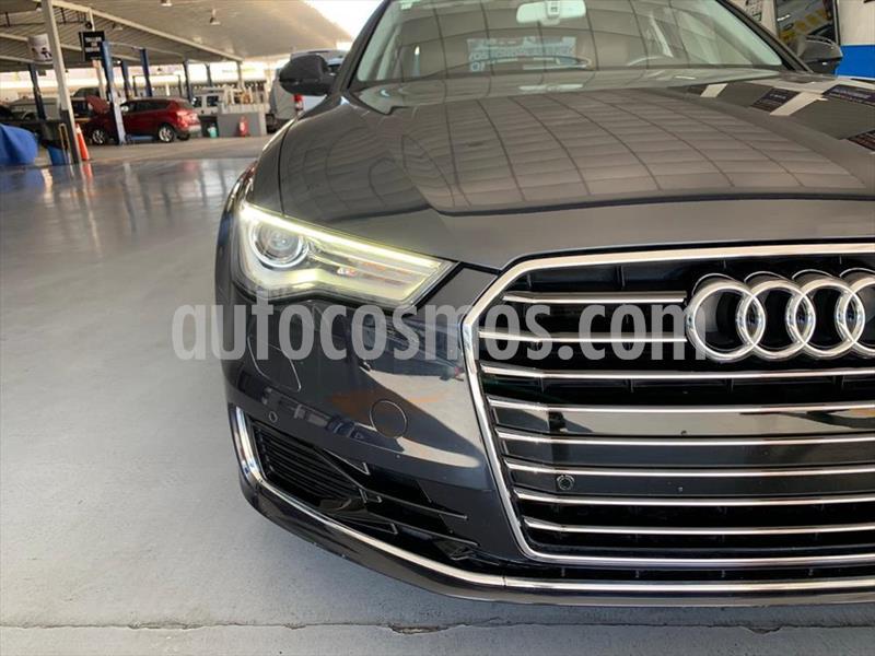 Audi A6 1.8 TFSI Luxury (190hp) usado (2016) color Azul Marino precio $369,900