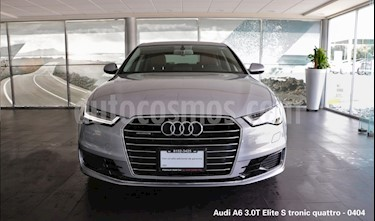 Audi A6 3.0 TFSI Elite (333hp) usado (2019) color Plata Hielo precio $879,900
