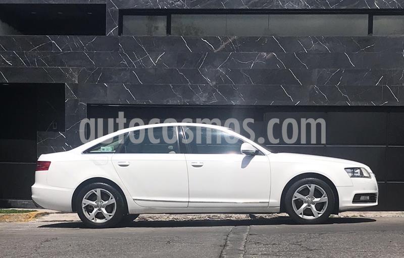 Audi A6 2.8 FSI Elite usado (2010) color Blanco precio $165,000