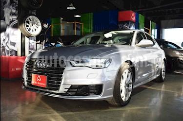 Audi A6 2.0 T FSI Elite Multitronic (180hp)  usado (2016) color Plata precio $432,000