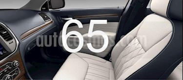 Audi A6 4p Luxury L4/1.8/T Aut usado (2016) color Azul precio $403,000