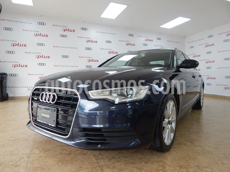 Audi A6 3.0 Elite Tiptronic Quattro usado (2013) color Azul Oscuro precio $275,000