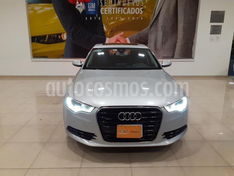 Audi A6 3.0 T Luxury Quattro usado (2012) color Plata Dorado precio $220,000