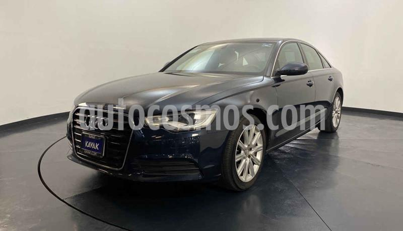 Audi A6 3.0 Elite Multitronic usado (2014) color Negro precio $359,999