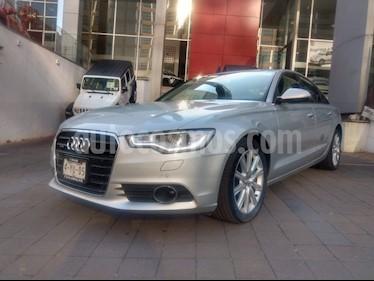 Audi A6 3.0 TFSI Elite (333hp) usado (2012) color Plata Hielo precio $310,000