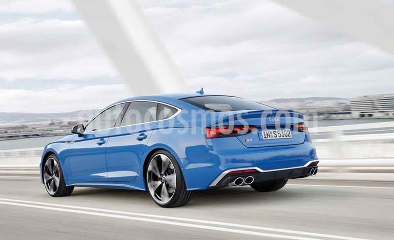 Audi A6 2.0 TFSI S Line Quattro (252hp) usado (2018) color Beige precio $1,000,000