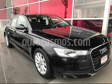 Audi A6 2.8 FSI Luxury usado (2012) color Negro precio $249,000