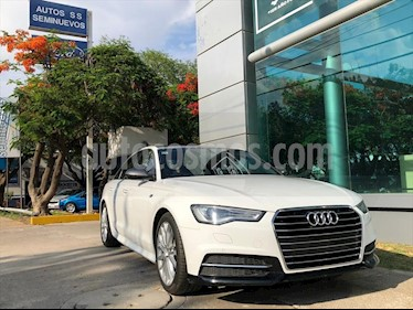 Audi A6 2.0 TFSI Elite (252hp) usado (2016) color Blanco precio $449,000