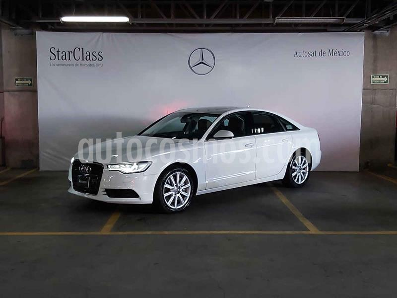 Audi A6 2.0 T FSI Elite Multitronic (180hp)  usado (2012) color Blanco precio $399,000